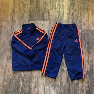 Adidas Toddler Track Suit